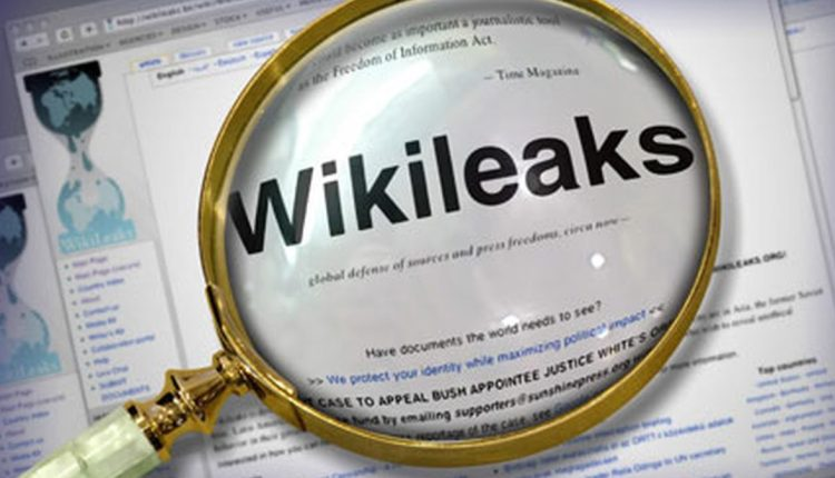 """WikiLeaks Duyurdu, """"CIA herşeyinizi biliyor"""" ! Resim"""