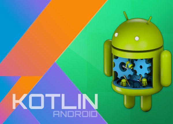Kotlin ile Android Mobil Programlama