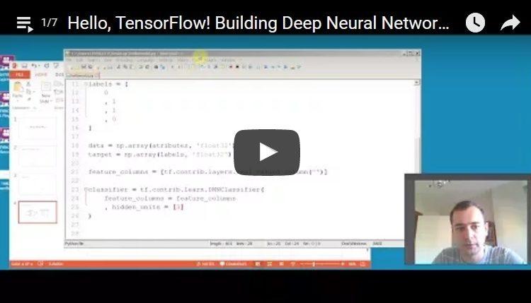 tensorflow-video
